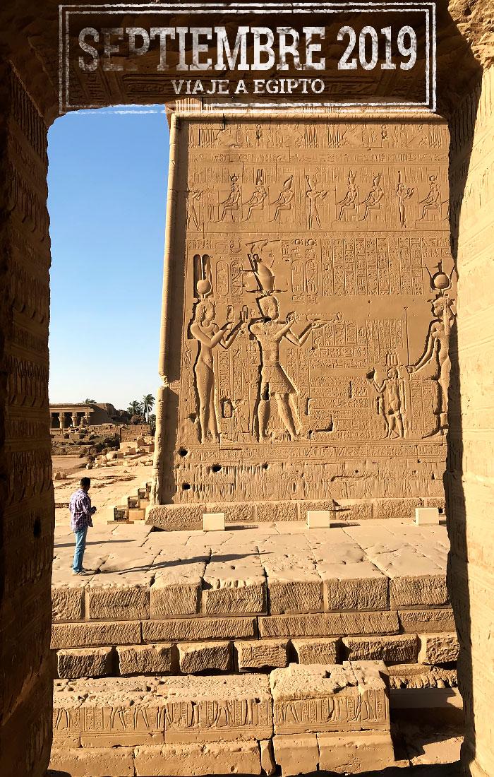 Mi primer viaje arqueológico a Egipto. Viaje arqueológico a Egipto en Septiembre 2019 acompañado de arqueólogo especialista en Egiptología. Viajes a Egipto Arqueológicos con Viajes Ikertanoa.