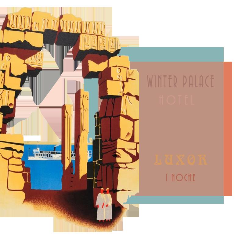 Viaje a Egipto de Autor