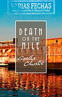 Muerte en el Nilo de Agatha Christie. Viaje a Egipto con crucero por el Nilo en el barco SS Sudan y Pre-Tour opcional por Londres y Devon.