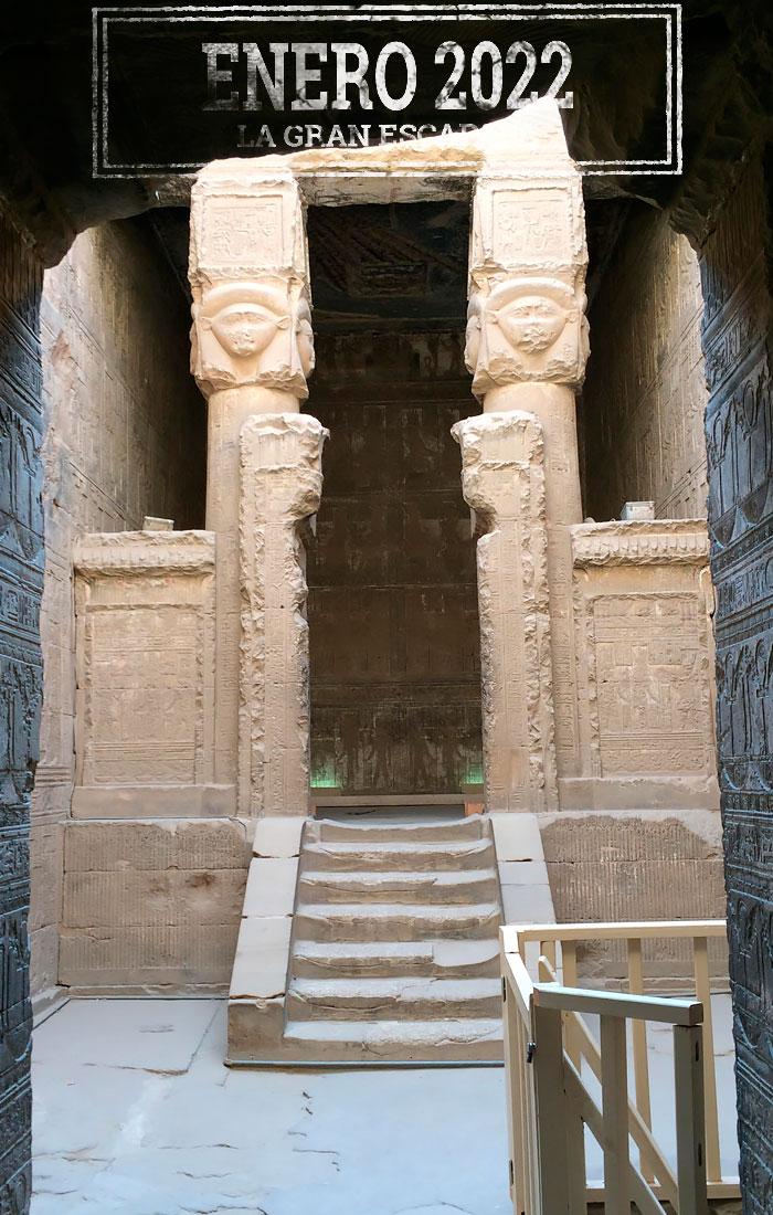 Viaje Arqueológico a Egipto en Enero 2022 con Egipto Medio y Extensión a Siwa con Viajes Ikertanoa.